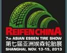 Reifen China | 13/11/2013 - 15/11/2013