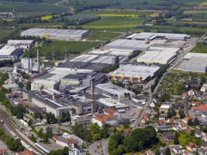 Continental's Korbach factory in Germany