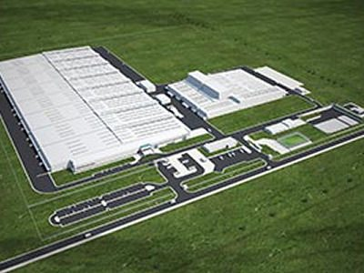 Groundbreaking for Sumitomo's Turkish factory