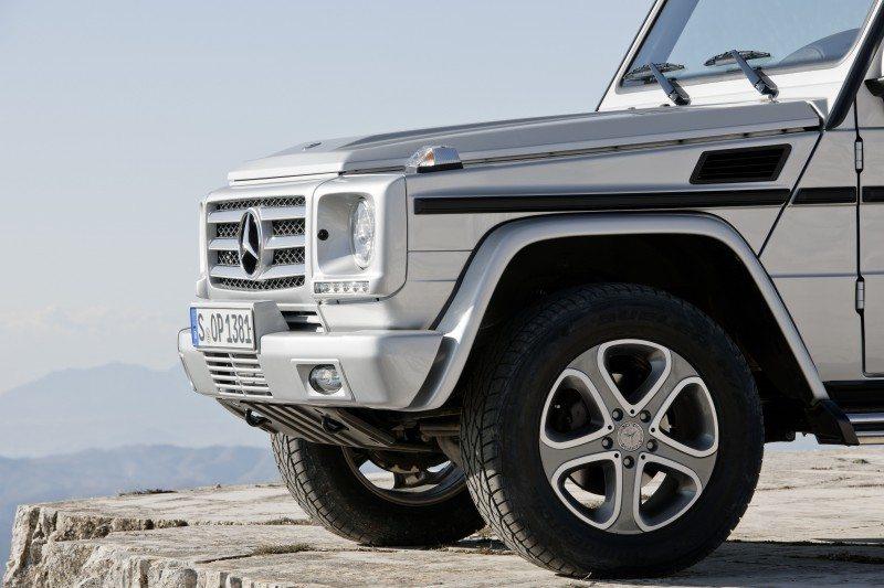 Kumho secures Mercedes-Benz G-Class OE