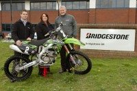 Bridgestone to launch motocross tyre following association partnership