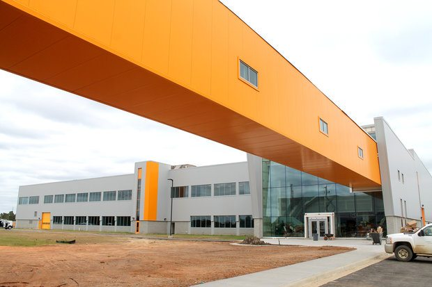 Continental Sumter plant ready for 2014 switch-on
