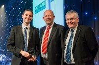 First Line presented with Groupauto suppliers award