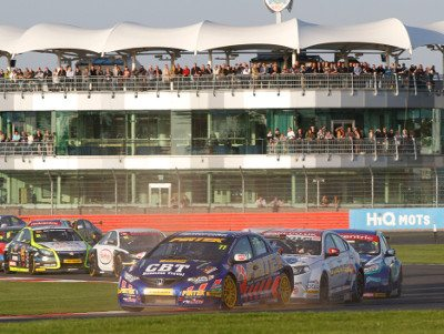 Jordan extends Dunlop MSA BTCC advantage