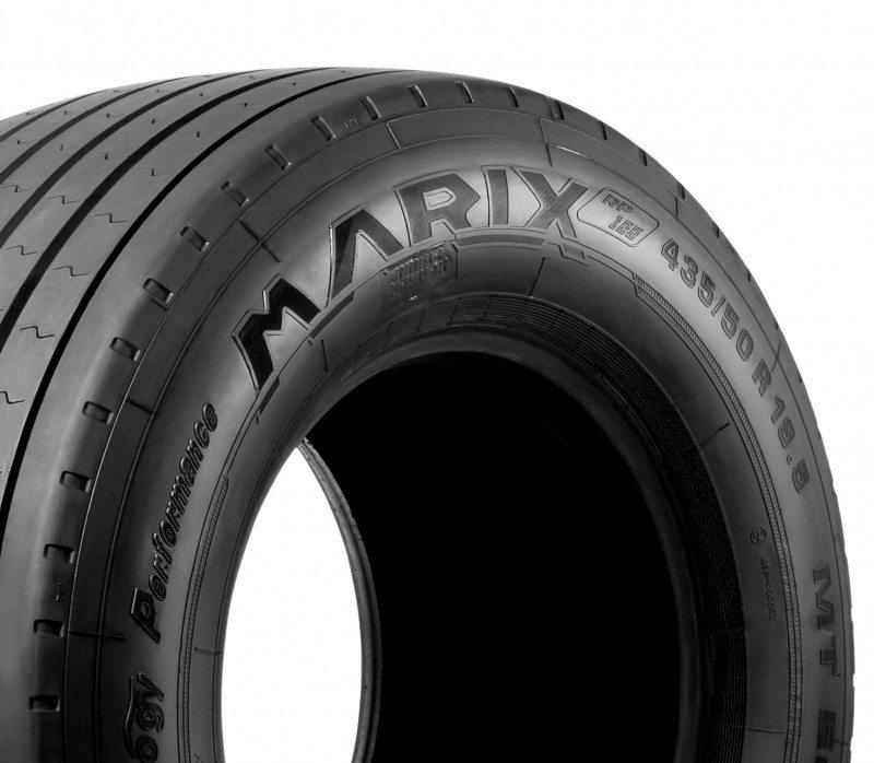 Marangoni Marix Energeco geared towards retread labelling