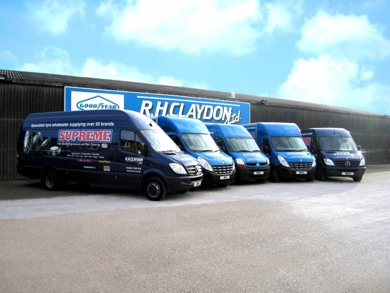 RH Claydon structures wide range of brands to become 'one-stop shop'