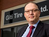 Giti Tire looks online with e-commerce role