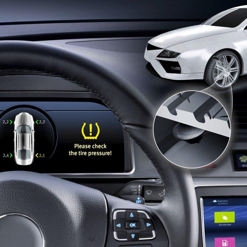 Europe launch for Conti's REDI-Sensor