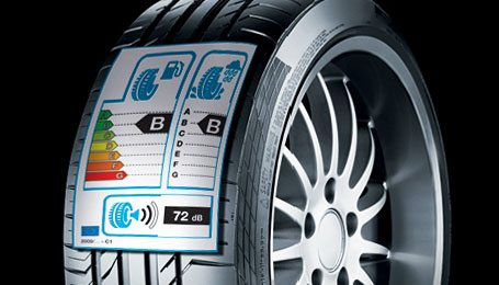 93% consumers don't require tyre labelling info