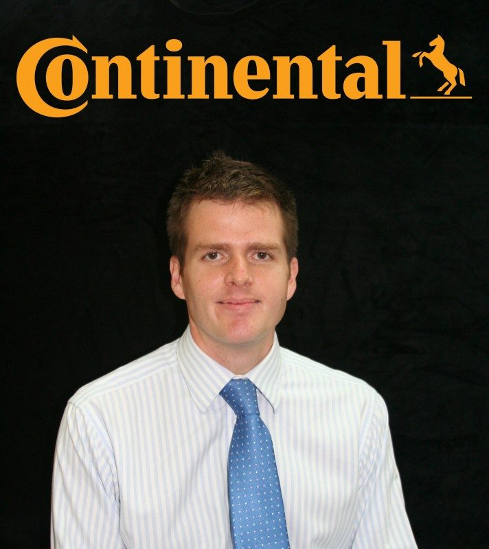Conti makes 2 UK, Ireland commercial tyre sales, marketing appointments