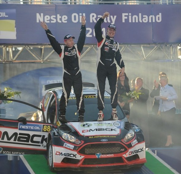 Dmack to supply quartet of Fiesta R5 drivers at Wales Rally GB