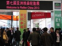 Reifen China 2013 opens, organisers launch RubberTech Europe 2014 preparations