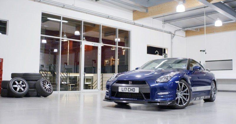 Litchfield launches Nissan GT-R 'cloning' TPMS sensors
