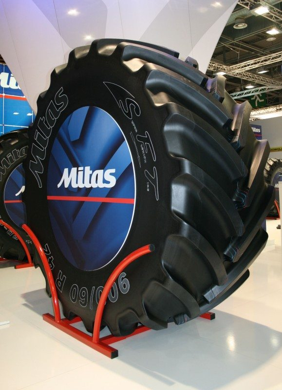 Mitas previews additions to SFT range