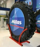 Mitas introduces VF tyre for sprayers