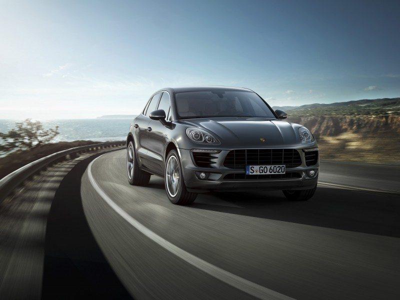 Michelin to supply original tyres to Porsche Macan