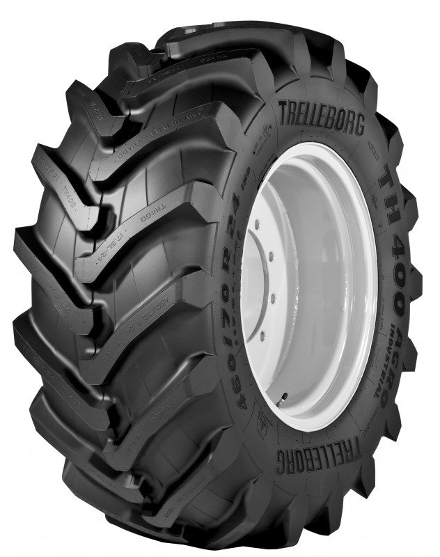 Trelleborg launches TH400 agro industrial range