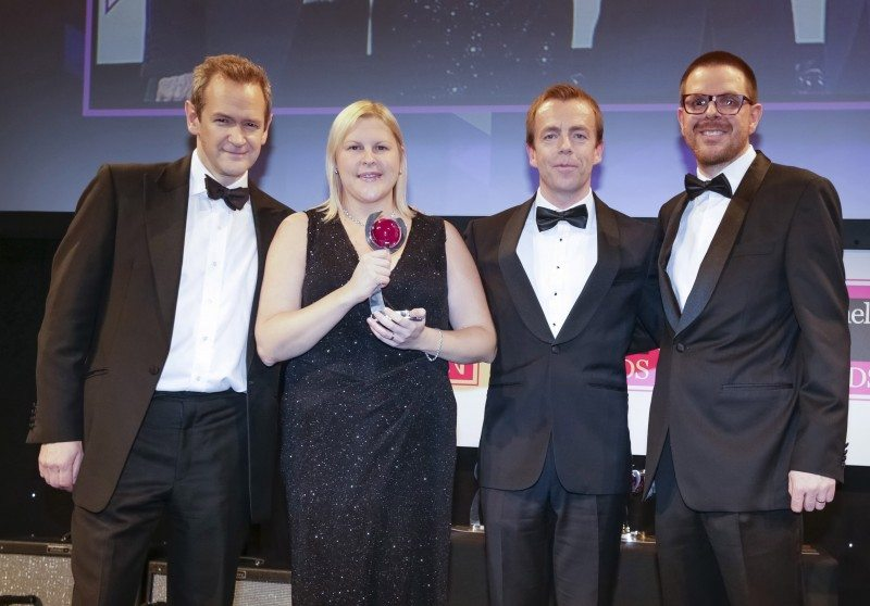 Michelin manager named HR Professional of the Year