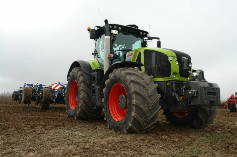 Trelleborg a 'Tractor of the Year' awards partner