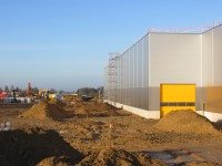 Conti erecting new warehouse near Aachen plant