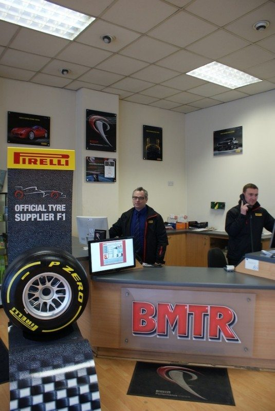 BMTR Pirelli PPC of the year for second time in a row