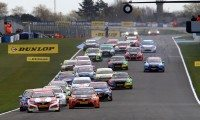 BTCC to run at full capacity on Dunlop in 2014