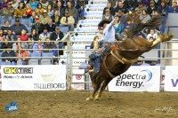 Trelleborg sponsors Canadian Cowboys' Association finals 2013 with OK Tire