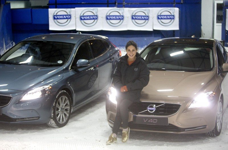 Volvo voices support for winter tyres, snow socks