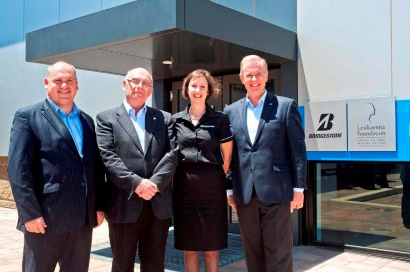 Bridgestone Australia Leukaemia Foundation Village officially opens