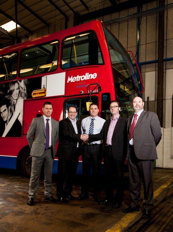 Bridgestone extends London public transport deal