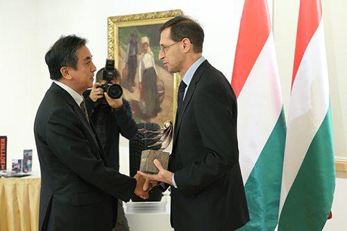 Bridgestone named Hungary's investor of the month