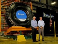 Michelin inaugurates 8th earthmover tyre plant – just 17 months after groundbreaking