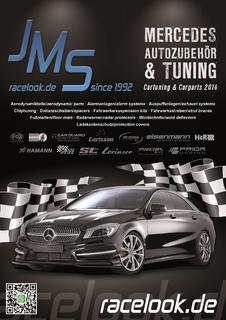 JMS Mercedes Tuning & Styling catalogue 2014
