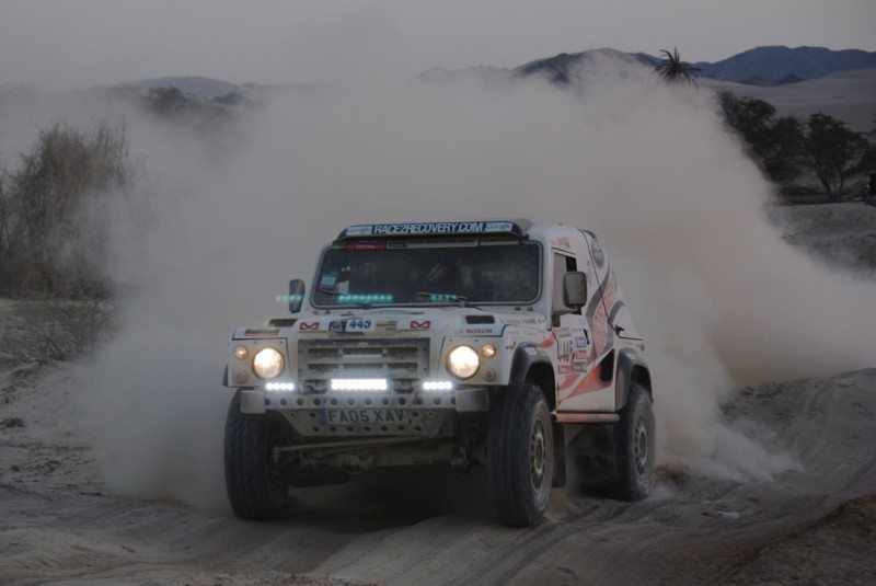 Foj, Race2Recovery aim to build on 2013 success on Cooper rubber