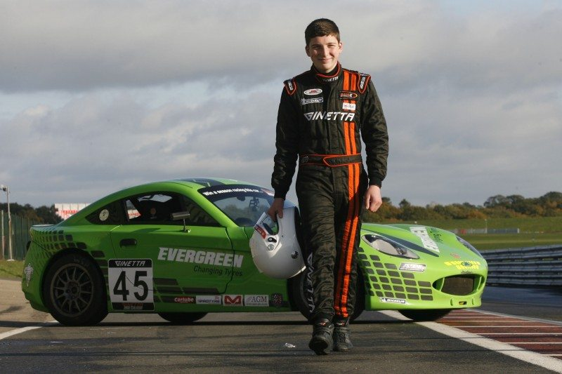 Evergreen marketing extends motorsport involvement