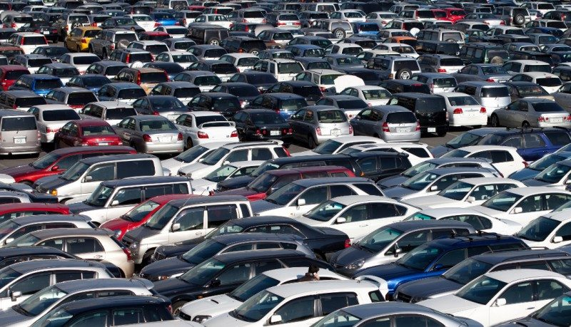 Car registrations break 2.2 million mark, return to pre-recession levels