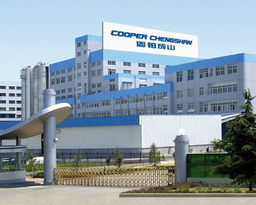 Chengshan to buy out Cooper for US$286 million