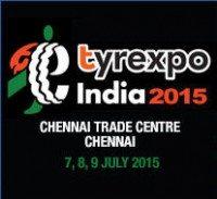 Tyrexpo India | 07/07/2015 – 09/07/2015