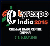 Tyrexpo India | 07/07/2015 - 09/07/2015