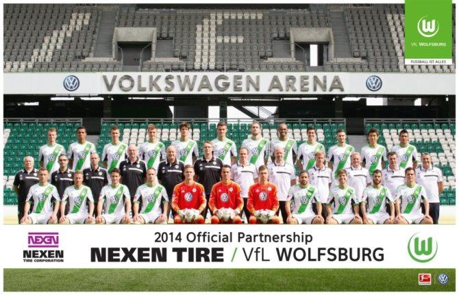 Nexen signs sponsorship deal with Germany's VFL Wolfsburg
