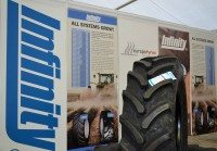 LAMMA involvement indicates Infinity's UK agricultural tyre market interest