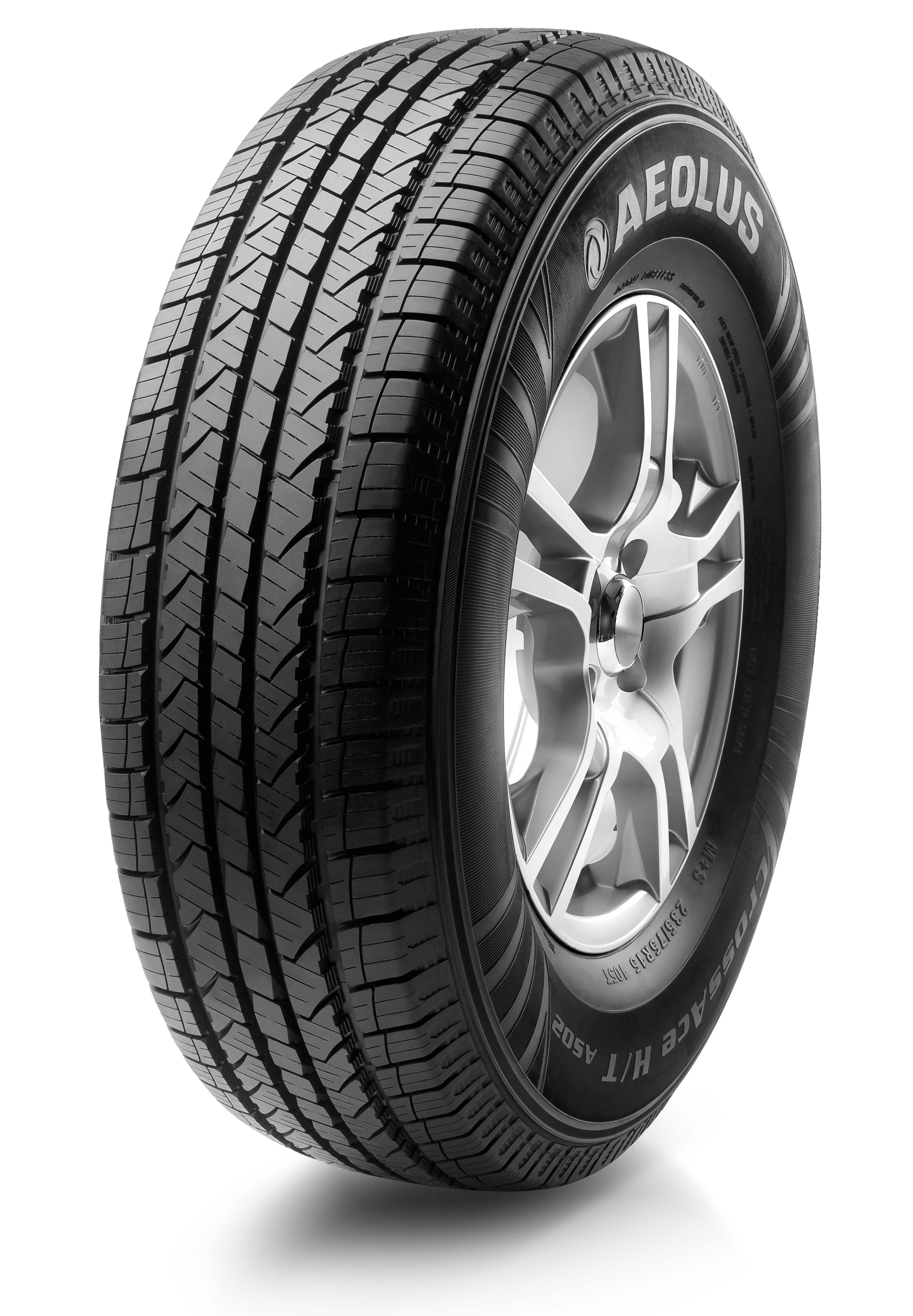 The new Aeolus Crossace SUV tyre