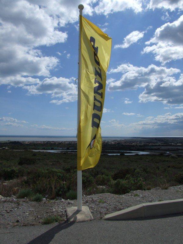Dunlop flag pic