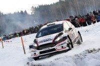 Sweden Rally Dmack Fiesta