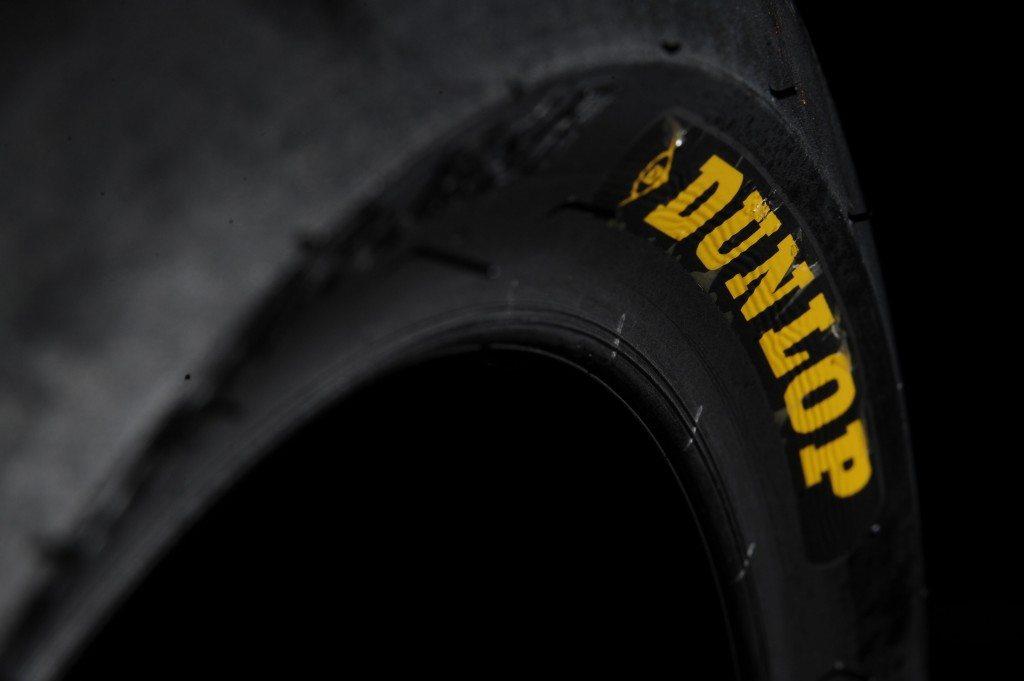 Dunlop Moto2 tyre