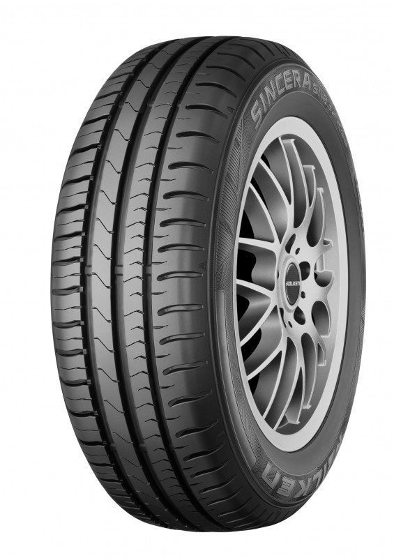 The new Falken Sincera SN832 Ecorun is the Sumitomo brand's first to achieve A-graded wet grip on the EU tyre label