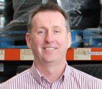 Dmack sales director Greg Graham