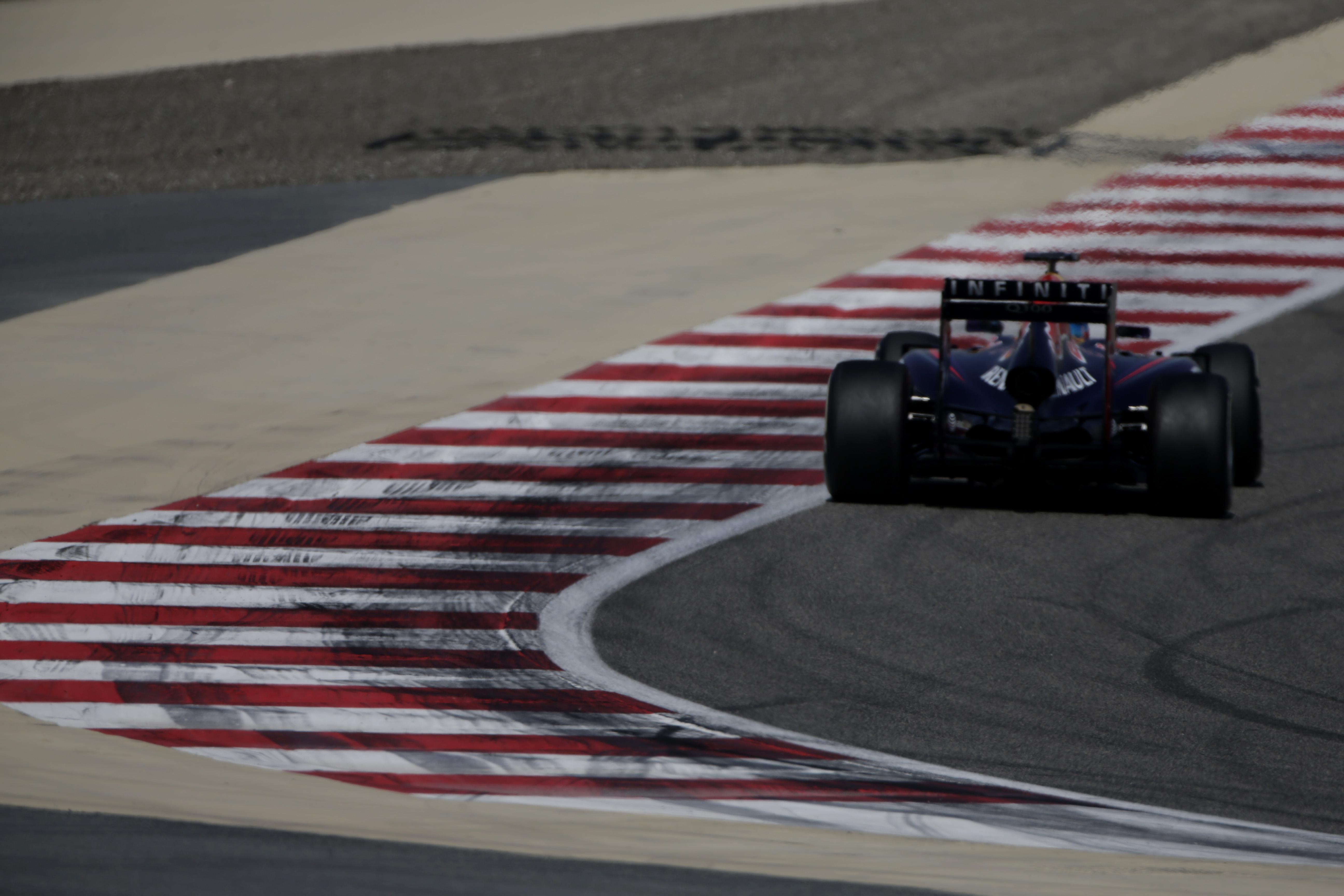 Red Bull F1 Bahrain