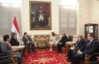 Paraguay presidential meeting a prelude to Pirelli presence