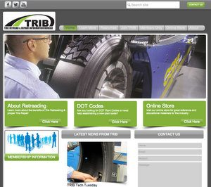 TRIB rolls out redesigned website
